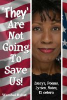 Cover for 'They Are Not Going To Save Us'