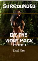 Cover for 'Surrounded By the Wolf Pack'