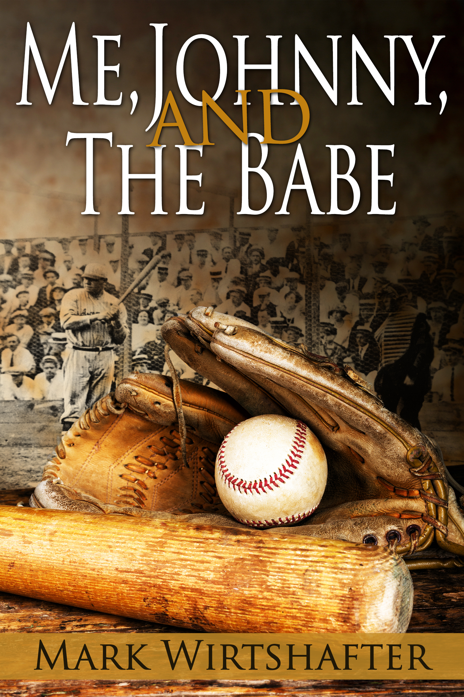 Me, Johnny, And The Babe, By Mark Wirtshafter, Free