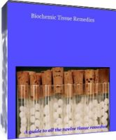 Cover for 'Biochemic Tissue Remedies'