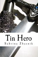 Cover for 'Tin Hero'