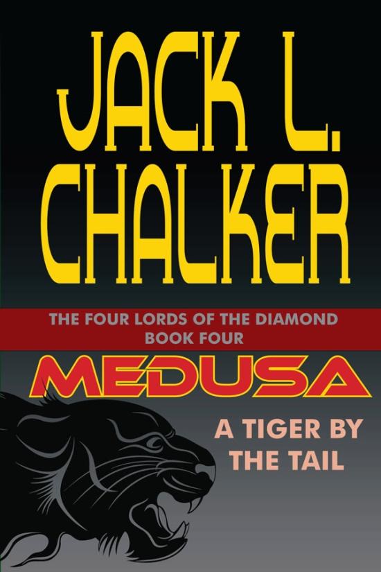 Chalker, Jack L. - Medusa: A Tiger by the Tail