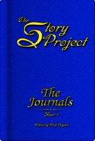 Cover for 'The Story Project - The Journals: Year 1'