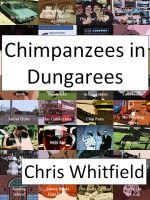 Cover for 'Chimpanzees in Dungarees'