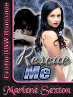 Cover for 'Rescue Me (Erotic BBW Romance)'