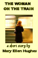 Cover for 'The Woman on the Train'