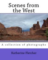 Cover for 'Scenes from the West'