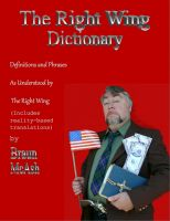 Cover for 'The Right Wing Dictionary'