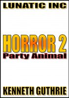 Cover for 'Horror 2: Party Animal.'