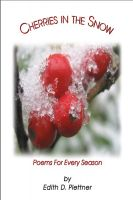 Cover for 'Cherries In The Snow, Poems For Every Season'