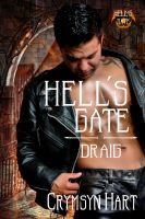 Cover for 'Hell's Gate: Draig'
