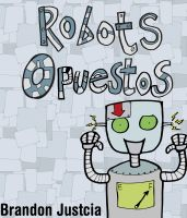 Cover for 'Robots Opuestos'