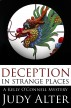Deception in Strange Places by Judy Alter