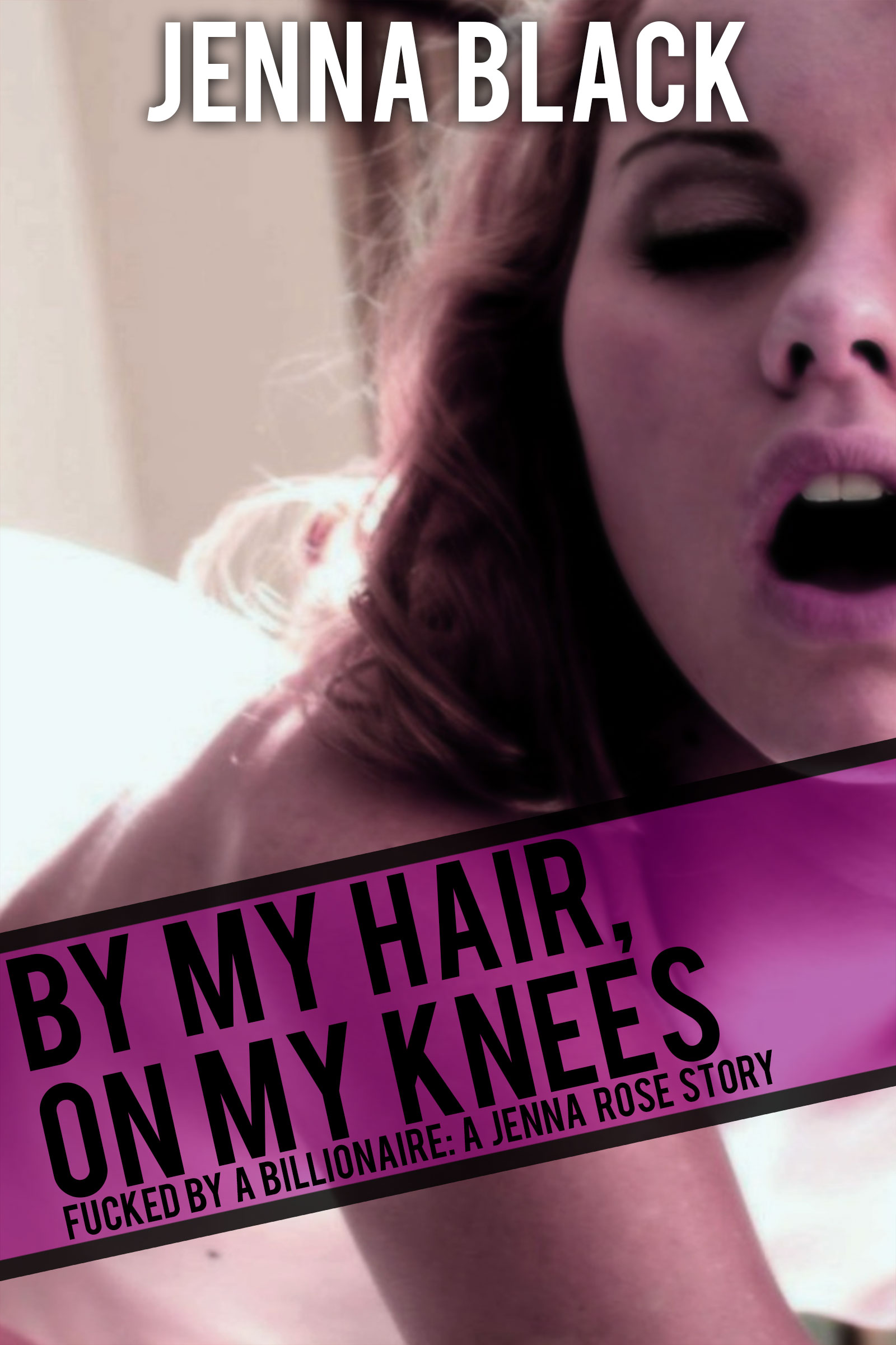 Jenna Black - By my Hair, On my Knees (A Rough and Reluctant Menage a Trois)