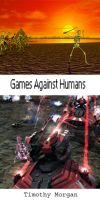 Cover for 'Games Against Humans'