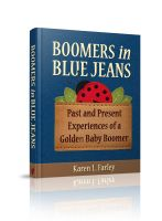 Cover for 'Boomers in Blue Jeans'
