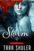 Cover for 'Storm (Blood Haze: Book Two) A Paranormal Romance'