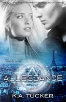 Cover for 'Allegiance (Causal Enchantment, #3)'