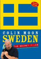 Cover for 'Sweden - the Secret Files'