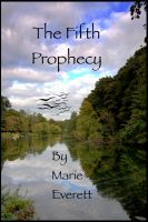 Cover for 'The Fifth Prophecy'