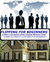 Cover for 'Flipping For Beginners'