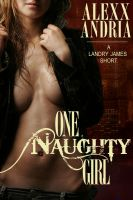 Cover for 'One Naughty Girl'