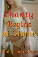 Cover for 'Charity Begins at Home'