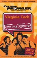Cover for 'Virginia Tech 2012'
