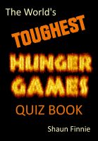 Cover for 'The World's Toughest Hunger Games Quiz Book'