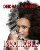 Cover for 'Insatiable'