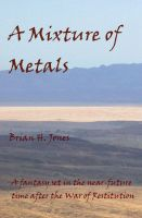 Cover for 'A Mixture of Metals'