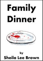Cover for 'Family Dinner'