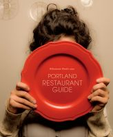 Cover for 'Portland Restaurant Guide 2012'