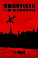 Cover for 'Invasion USA II - The Battle for New York'