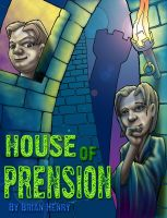Cover for 'House of Prension'