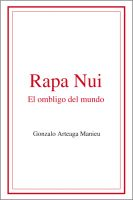 Cover for 'Rapa Nui. El ombligo del mundo.'