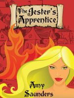 Cover for 'The Jester's Apprentice, A Mystery Novel'