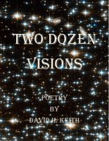 Cover for 'Two Dozen Visions'