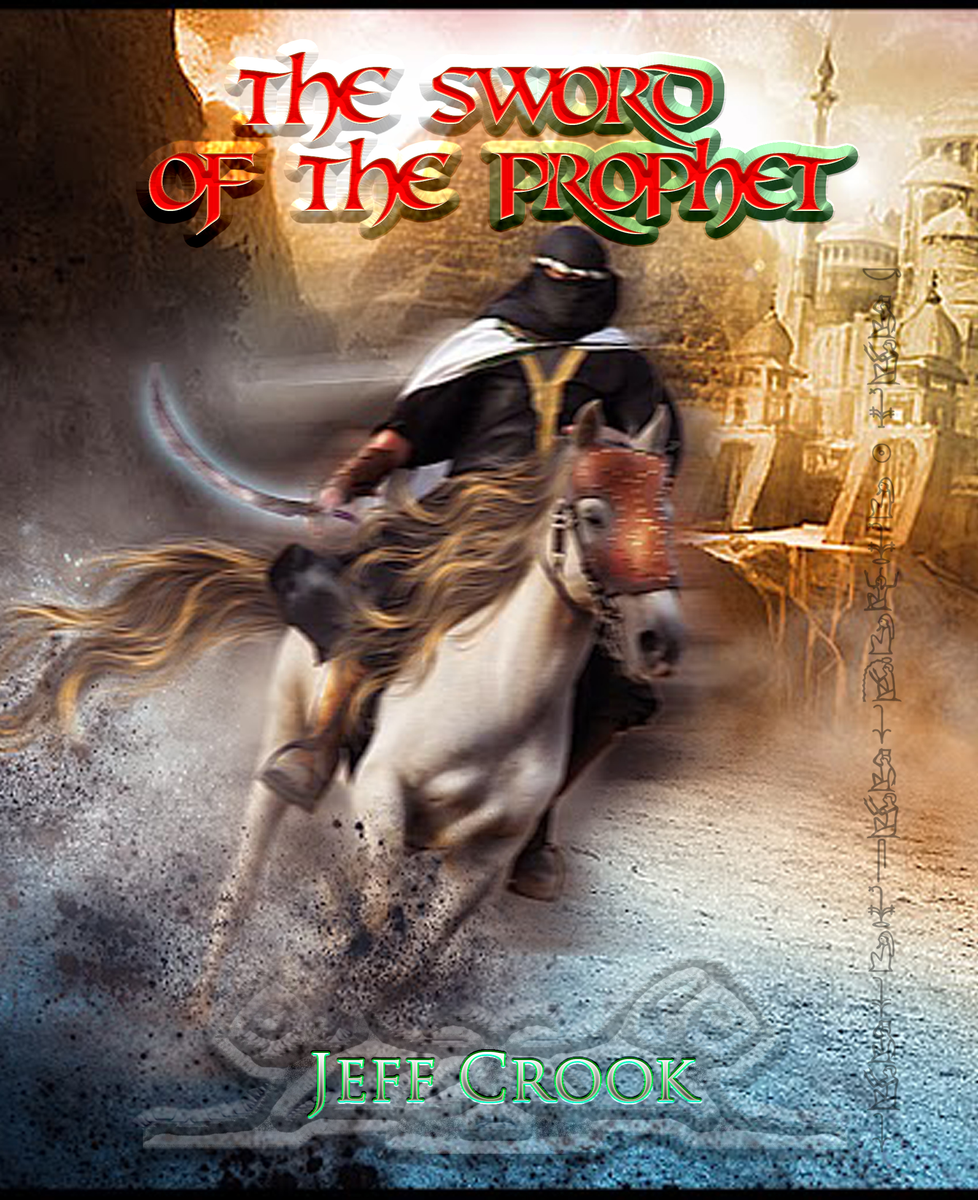 Jeff Crook - The Sword of the Prophet
