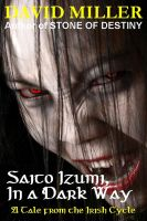 Cover for 'Saito Izumi, In A Dark Way'