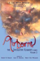 Cover for 'Airborne: The Speculative Elements, v.2'