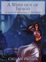 Cover for 'A Wind out of Indigo'