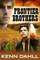 Cover for 'Frontier Brothers'