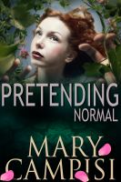 Cover for 'Pretending Normal'