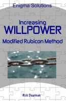 Cover for 'Increasing Willpower - Modified Rubicon Method'