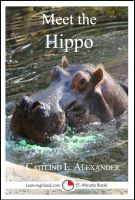 Cover for 'Meet the Hippo: A 15-Minute Book for Early Readers'
