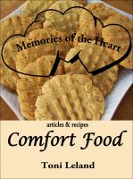 Cover for 'Memories of the Heart: Comfort Food'