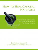 Cover for 'Healing Cancer Naturally'