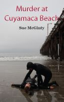 Cover for 'Murder at Cuyamaca Beach'