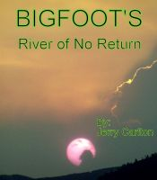 Cover for 'Bigfoot's River of No Return'